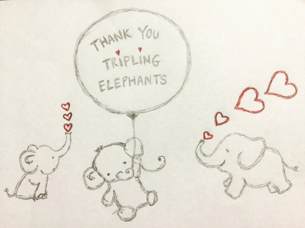 TriplingElephants_Drawings