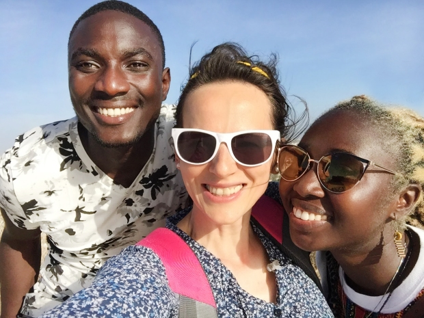 Goree Island Selfie 1 BLOG