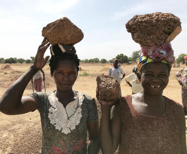 Ladies Burkina